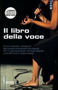 Premioquesti.it Il libro della voce. Con CD Audio Image