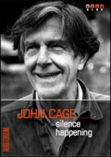 Steamcon.it John Cage. Silence happening. Con CD Audio Image