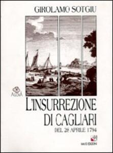 L' insurrezione di Cagliari del 28 aprile 1794