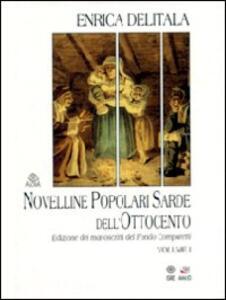 Novelline popolari sarde dell'Ottocento