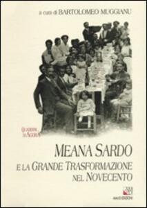 Meana Sardo e la grande trasformazione del Novecento