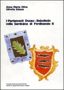 I parlamenti Dusay-Rebolledo nella Sardegna di Ferdinando II