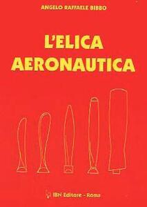 L' elica aeronautica