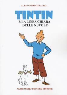 Antondemarirreguera.es Tintin e la linea chiara delle nuvole Image