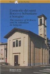 L' Oratorio dei Santi Rocco e Sebastiano a Seregno. Ediz. italiana e inglese