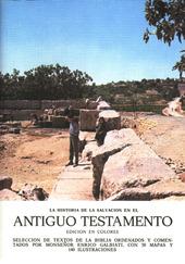 Antiguo Testamento. La historia de la salvacion