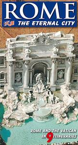 Roma. La città eterna. Guida artistica di Roma. Il Vaticano e la Cappella Sistina. Ediz. inglese