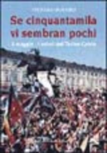 Se cinquantamila vi sembran pochi - Stefano Bovero - copertina