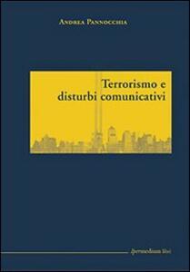 Terrorismo e disturbi comunicativi