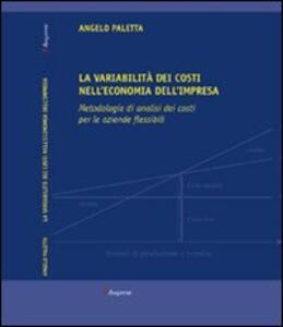 Variabilità dei costi nell'economia dell'impresa