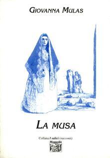 La musa - Giovanna Mulas - copertina