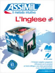 Grandtoureventi.it L' inglese. Con 4 CD Audio Image