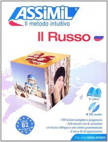 Antondemarirreguera.es Il russo. Con 4 CD Audio Image