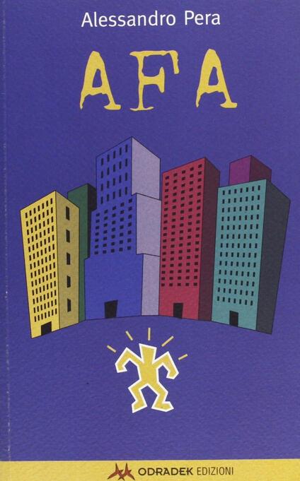 Afa - Alessandro Pera - copertina