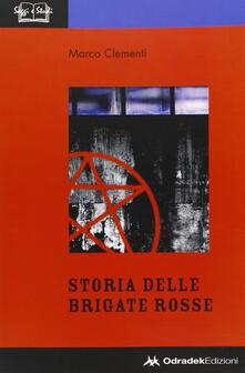 Storia delle Brigate Rosse - Marco Clementi - copertina