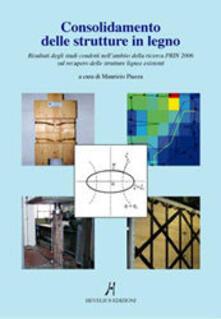 Radiospeed.it Consolidamento delle strutture in legno Image