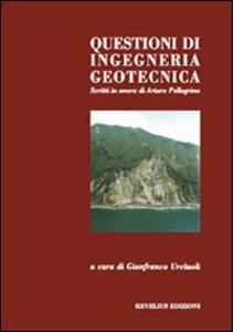 Scritti in onore di Arturo Pellegrino. Questioni di ingegneria geotecnica. Atti del Convegno (Napoli, ottobre 2005)