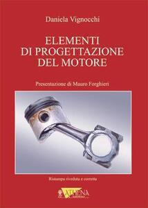Elementi di progettazione del motore