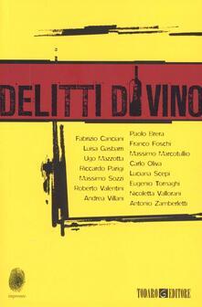 Delitti di vino - copertina