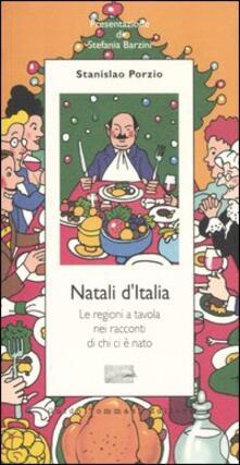 Daddyswing.es Natali d'Italia. Le regioni a tavola nei racconti di chi ci è nato Image