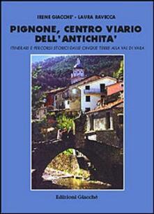 Winniearcher.com Pignone, centro viario dell'antichità. Itinerari e percorsi storici dalle Cinque Terre alla val di Vara Image