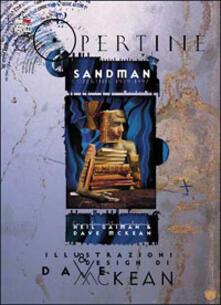 Copertine Sandman - Dave McKean,Neil Gaiman - copertina