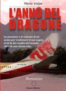 L' anno del dragone - Mario Volpe - copertina