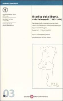 Winniearcher.com Il codice della libertà. Aldo Palazzeschi (1885-1974). Catalogo della mostra documentaria (Bergamo, 9-11 dicembre 2004) Image