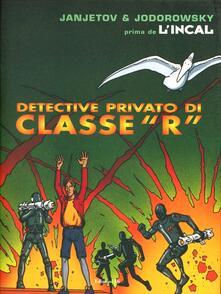 Nicocaradonna.it Detective privato di classe R. Prima de L'Incal. Vol. 2 Image