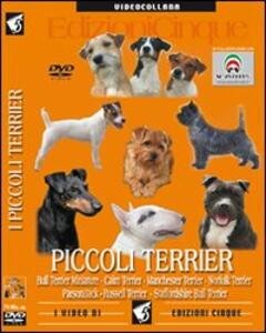 Terrier (i piccoli). DVD