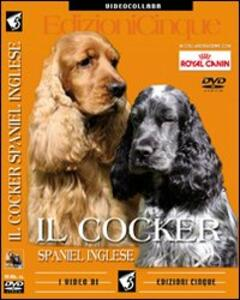 Cocker Spaniel inglese. DVD