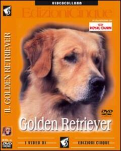 Golden retriever. DVD