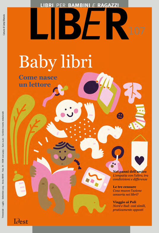LiBeR. Libri per bambini e ragazzi (2015). Vol. 107 - AA.VV. - ebook