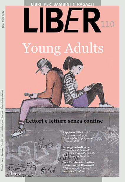 LiBeR. Libri per bambini e ragazzi (2016). Vol. 110 - AA.VV. - ebook