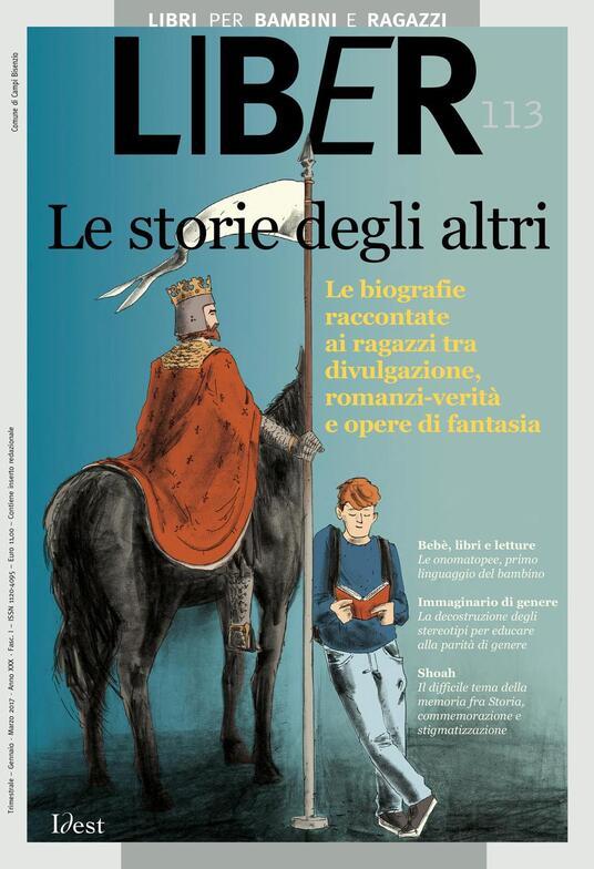 Le LiBeR. Libri per bambini e ragazzi (2017). Vol. 113 - AA.VV. - ebook