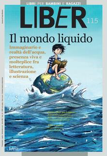 Il LiBeR. Libri per bambini e ragazzi (2017). Vol. 115 - AA.VV. - ebook