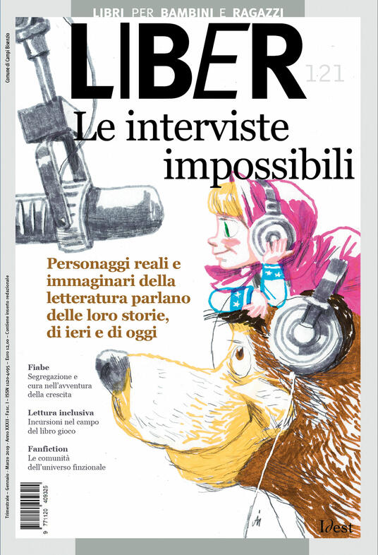Le LiBeR. Libri per bambini e ragazzi (2019). Vol. 121 - AA.VV. - ebook