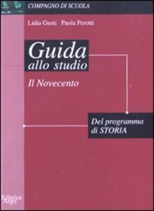Antondemarirreguera.es Guida allo studio del programma di storia: il Novecento Image