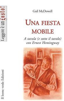 Warholgenova.it Una fiesta mobile a tavola (e sotto il tavolo) con Ernest Hemingway Image