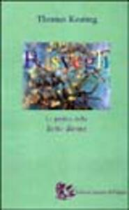 Risvegli. La pratica della lectio divina - Thomas Keating - copertina