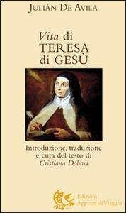 Vita di Teresa di Gesù - Julian de Avila - copertina