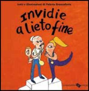 Invidie a lieto fine - Valeria Brancaforte - copertina