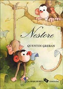 Nestore - Quentin Gréban - copertina