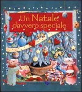Un Natale davvero speciale! - Maggie Kneen - copertina