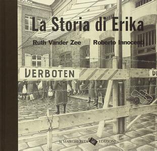 La storia di Erika - Ruth Vander Zee - copertina