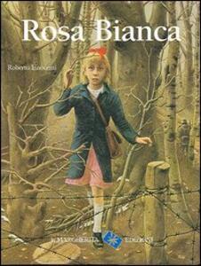 Rosa Bianca - Christophe Gallaz - copertina