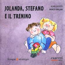 Grandtoureventi.it Jolanda, Stefano e il trenino Image