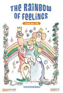 The rainbow of feelings. Con DVD. Ed. inglese - Vilma Costetti - copertina