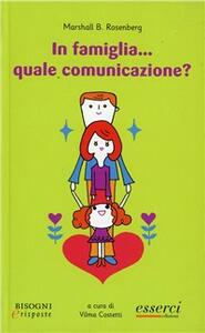 In famiglia... Quale comunicazione?