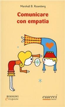 Comunicare con empatia - Marshall B. Rosenberg - copertina